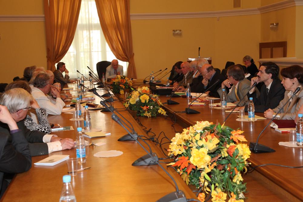 XXII заседание Русского интеллектуального клуба