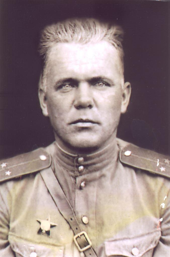 Ильинский Михаил Фёдорович