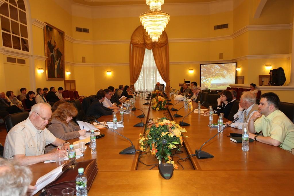 28-е заседание Русского интеллектуального клуба