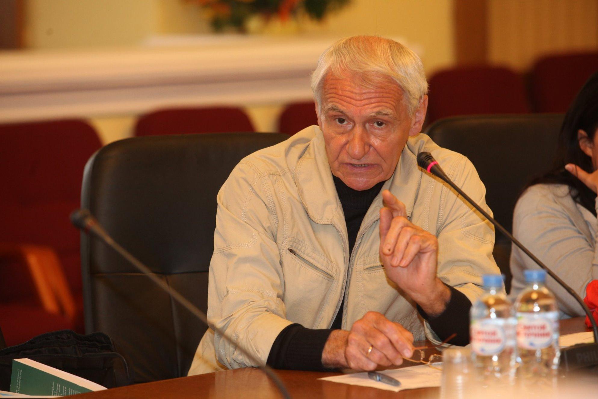 Александр Михайлович Мотлох