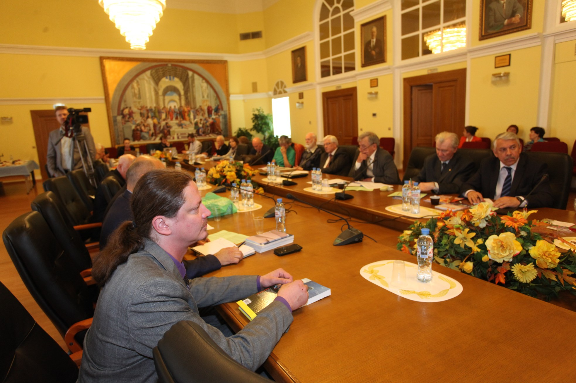 31-е заседание Русского интеллектуального клуба на тему «Воспитание новых поколений: от стратегии к действию»